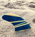 Surfing Fin Navy