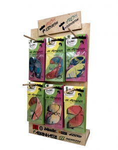 Mix of every kite in collection  70pcs + wooden stand