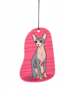 Sphinx Cat - Car Air Freshener