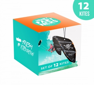 Box of 12 Kites Air Fresheners