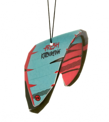 Fresh Kitesurfing Sea Blue